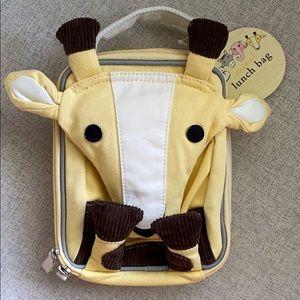Pottery Barn Kids Giraffe Lunch Bag